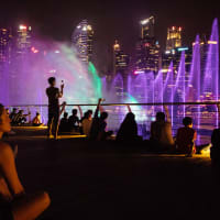 A Family Night Out in Singapore