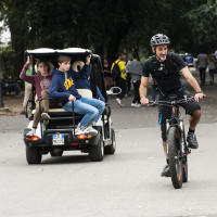Electric Mountain Bike Tour for Two