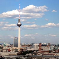 The Best of Berlin in a Convertible Car