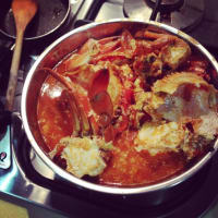Its all about Chilli Crab