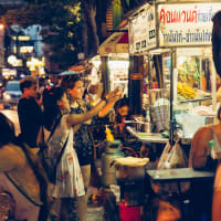 Local Food Tour By Night