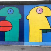 Graffiti and Berlin Urban sight
