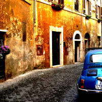 discover the real streets of Rome with local
