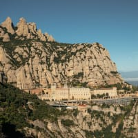Spectacular hiking tour in Montserrat