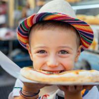 Little Chef of Napoli: Market & Picknick Fun