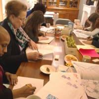 Creative Workshop: making stamps!