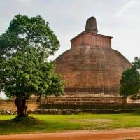 Kandy to Anuradhapura tour