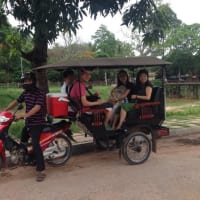 Temple Day Tour With Tuk Tuk Driver Mr. Phana
