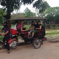 Temple Day Tour With Tuk Tuk Driver Mr. Phana