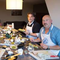 Unforgettable Asian Dinner in Amsterdam!
