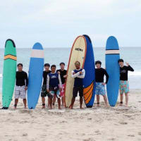 P.e.R.i.s Surfing sQuadz Activity