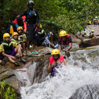 White Water Rafting & Canyoning