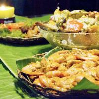 * A different twist on Filipino food