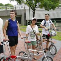 Lion City Day Cycling Tour