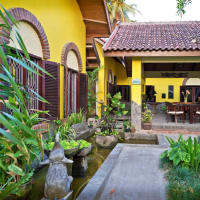 theSawah: our home but also a top restaurant