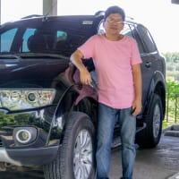Cebu Island Tour Guide with SUV car.