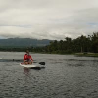 STAND-UP PADDLE (SUP) TAAL LAKE LESSON & TOUR