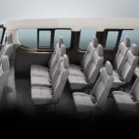 Tour Vans for Rent