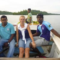 Explore the Beautiful Madu River by Boat