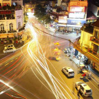 Hanoi night life