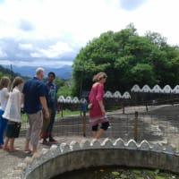 Countryside trekking at Three temples loop