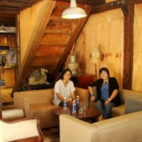 Dine & Stay at an Artist's Home