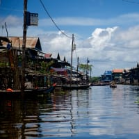 Visit Kompong Plouk Village/Floating Houses