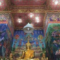 Street Food  & Unseen Nakhon Sawan Temples