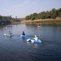 Kayaking & Camping Experience