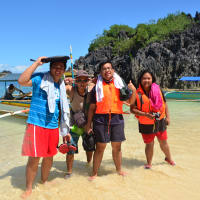 Dicover the virgin paradise of caramoan