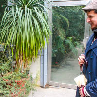 Royal Garden Tour with Local Expert Biologist