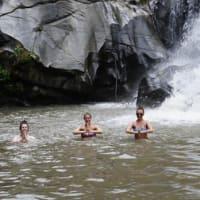 1 day jungle trekking  at Mae Wang