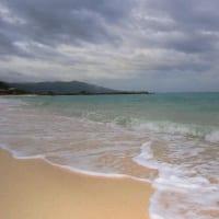 An unspoiled hidden beach in Badian