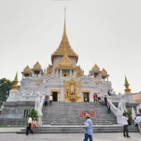 Bangkok Contrasts