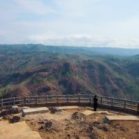 Visiting the Heaven Park in Yogyakarta