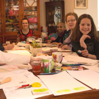 Creative Workshop: making stamps!