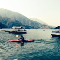 Enjoy Pokhara Lake and a Jungle Safari!