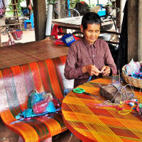 Make your own Cambodia recycle product