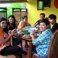 Riverside Dinner
