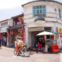 George Town Heritage City Walking Tour