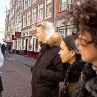 Old Amsterdam & Red Light District Tour
