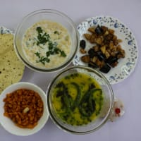 Sindhi Traditional Food with Sindhi Family