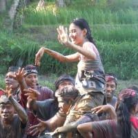 Mepantigan Balinese Mud Games and Archery