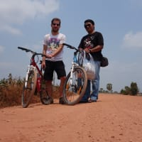 Cycling Tour to Experience the Country Life!