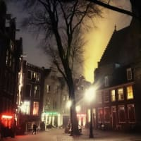 Red Light District Tour by Night