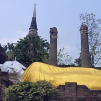 Ayutthaya UNESCO World Heritage Site Tour