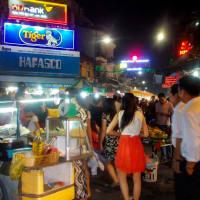Hanoi night life