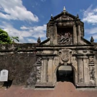 City tour of the past and present of Manila.