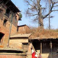 Bhaktapur the inner alleys