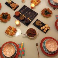 Vegan traditional Spanish food & tapas